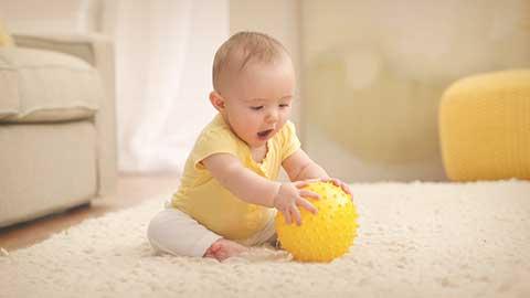 Los 5 sentidos de tu bebé