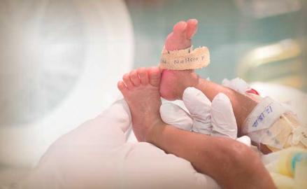 Visitando a tu bebé en la UCIN