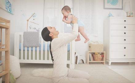 ¿Bebé con gases?