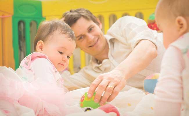 Tips del desarrollo del bebé